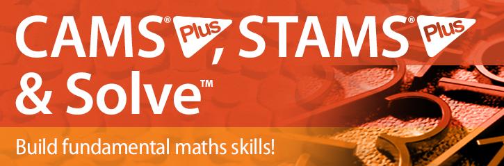 CAMS Plus, STAM Plus & Solve Webpage