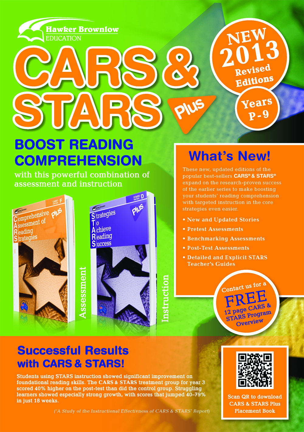 CARS and STARS Flyer
