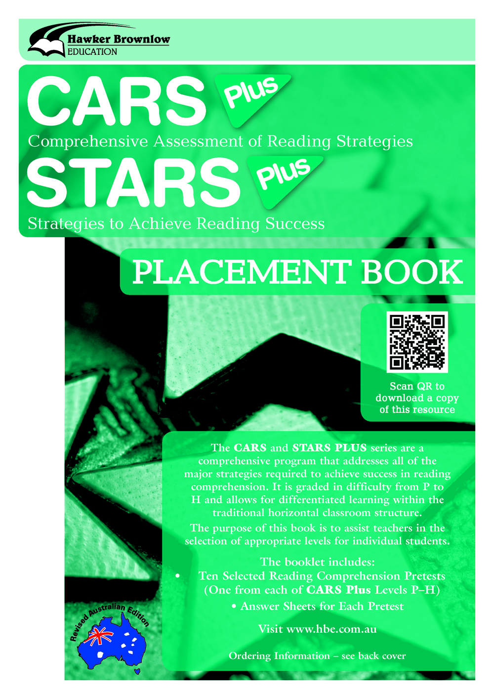 CARS and STARS Placement Booklet