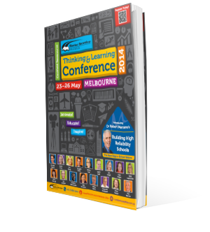 HBE Thinking & Learning Conference 2014 Brochure