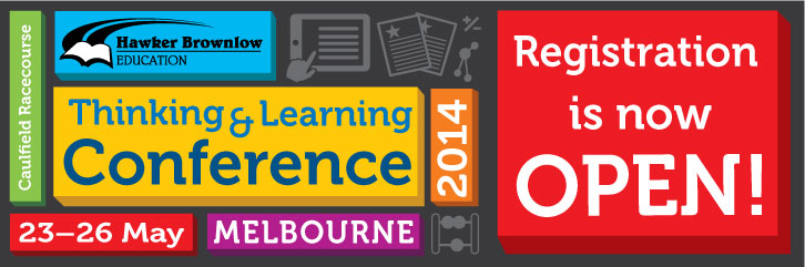 11th Annual Thinking & Learning Conference Registration Announcement