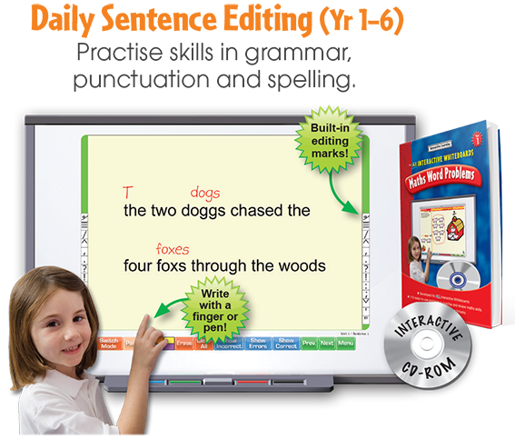 Daily Sentence Editing
