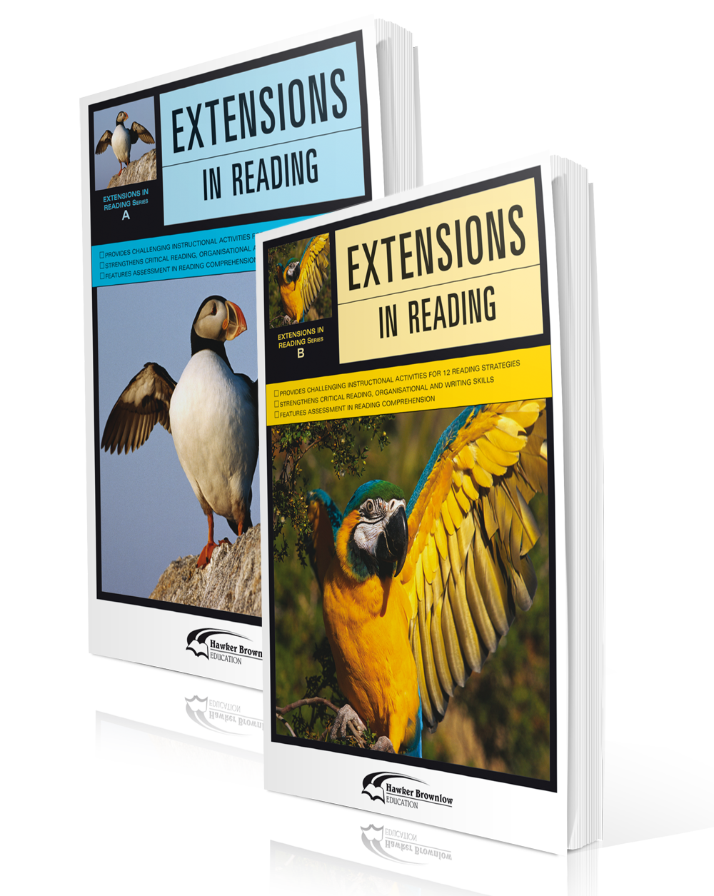 Extensions Books