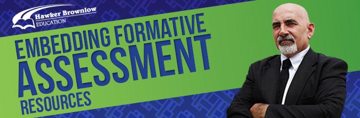 Embedding Formative Assessment