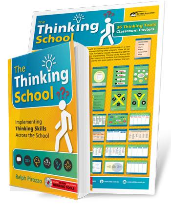 The Thinking School Book and Poster Set