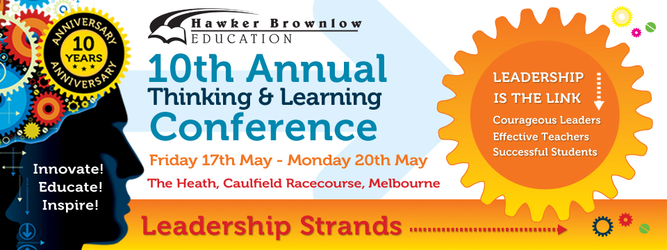 10th Annual Thinking and Learning Conference