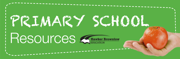 Primary School Resources from Hawker Brownlow Education