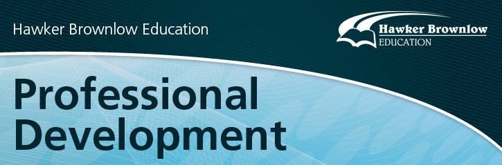 Professional Development Resources from Hawker Brownlow Education
