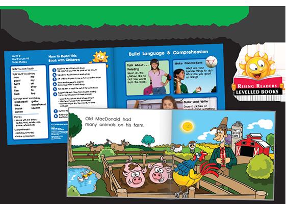 Rising Readers