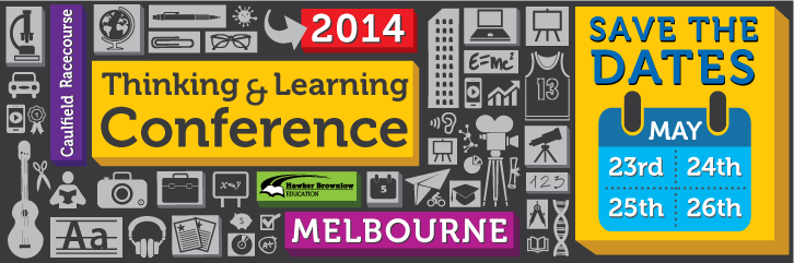 Teaser Flyer for HBE's 11th Annual Thinking & Learning Conference