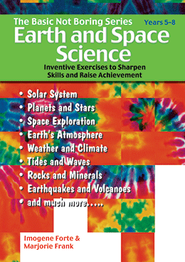 Basic Not Boring Series: Earth and Space Science 5-8