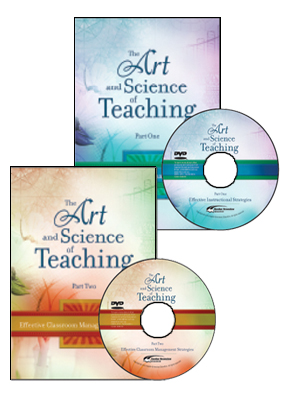 The Art & Science of Teaching DVD Series