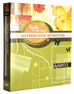 Tools for High Quality Differentiated Instruction
