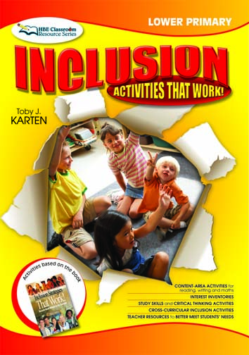 Inclusion Activities that Work, Lower Primary