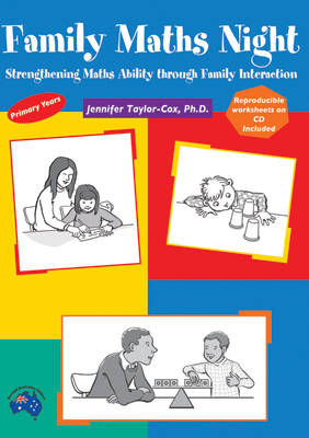 Family Maths Night: Strengthening Maths Ability through Family Interaction with CD-ROM