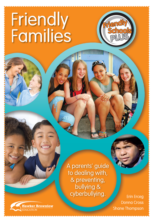 Friendly Schools Plus Parent Book