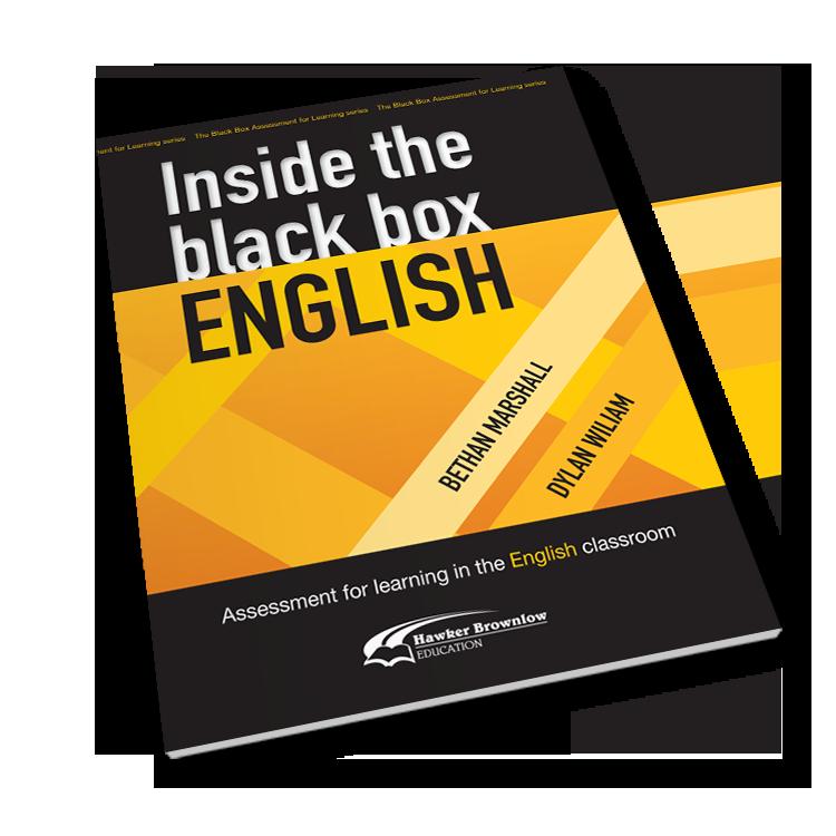 Inside the Black Box: English