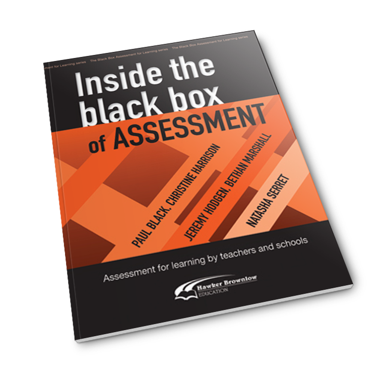 Inside The Black Box of Assessment