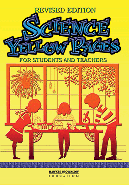 Yellow Pages for Students and Teachers: Science