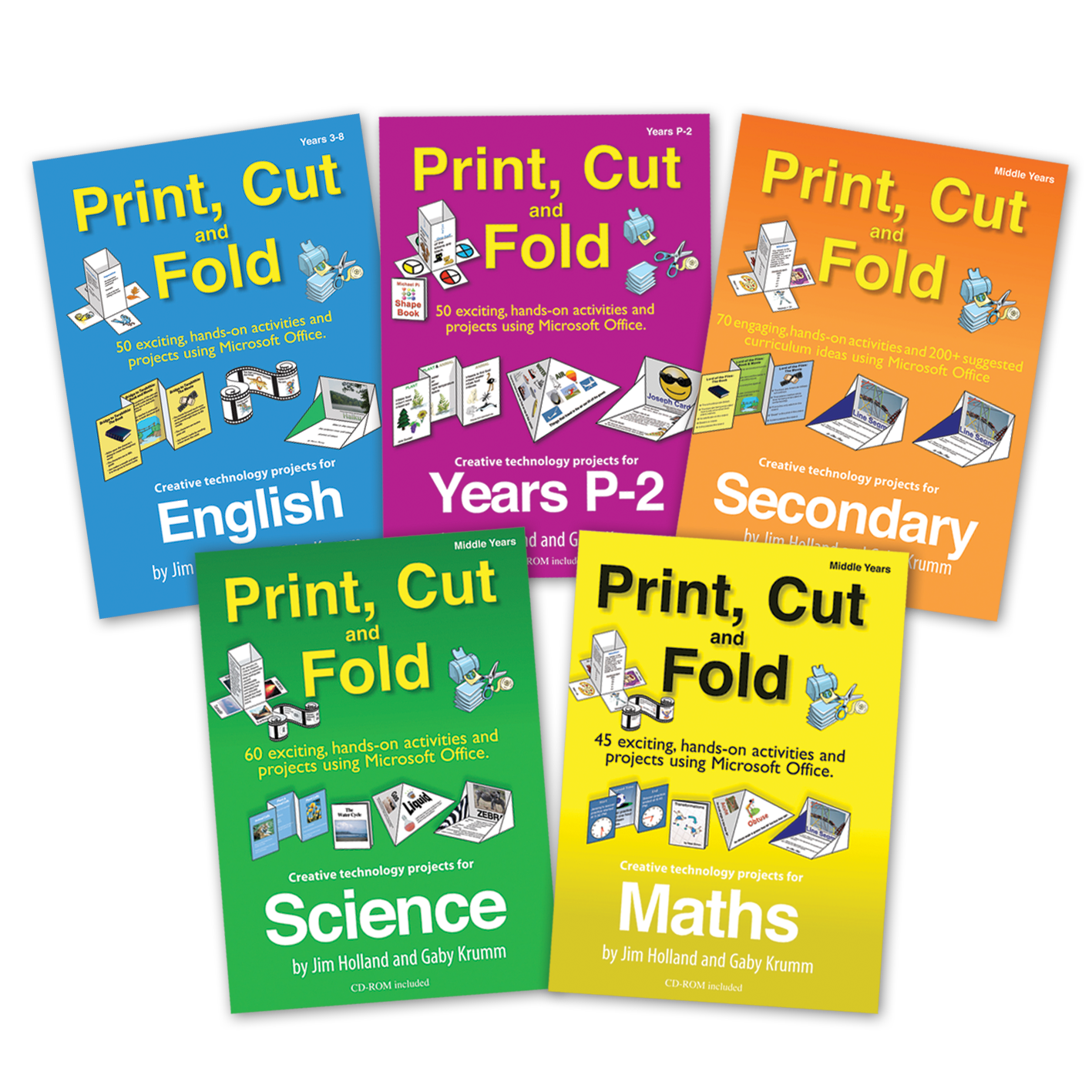 Learn More about Print Cut Fold