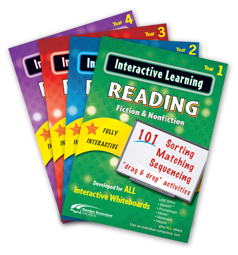 Learn More about Interactive Learning: Reading Fiction & Nonfiction