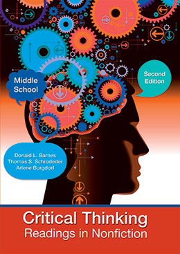 Critical Thinking: Readings in Nonfiction, Middle Years
