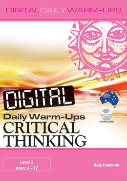 Digital Daily Warm-Ups: Critical Thinking Level 2