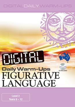 Digital Daily Warm-Ups: Figurative Language Level 2