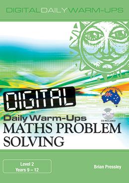 Digital Daily Warm-Ups: Maths Problem Solving Years 9-12