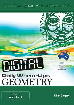 Digital Daily Warm-Ups: Geometry Level 3, Years 9-12
