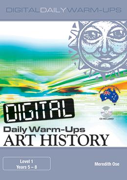 Digital Daily Warm-Ups: Art History Years 5-8