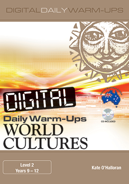 Digital Daily Warm-Ups: World Cultures, Years 9-12