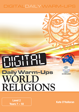 Digital Daily Warm-Ups: English, 9-12