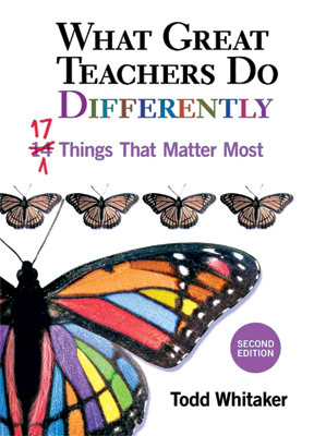 What Great Teachers Do Differently: Seventeen Things That Matter Most (2nd Edition)