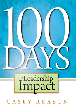 100 Days of Leadership Impact