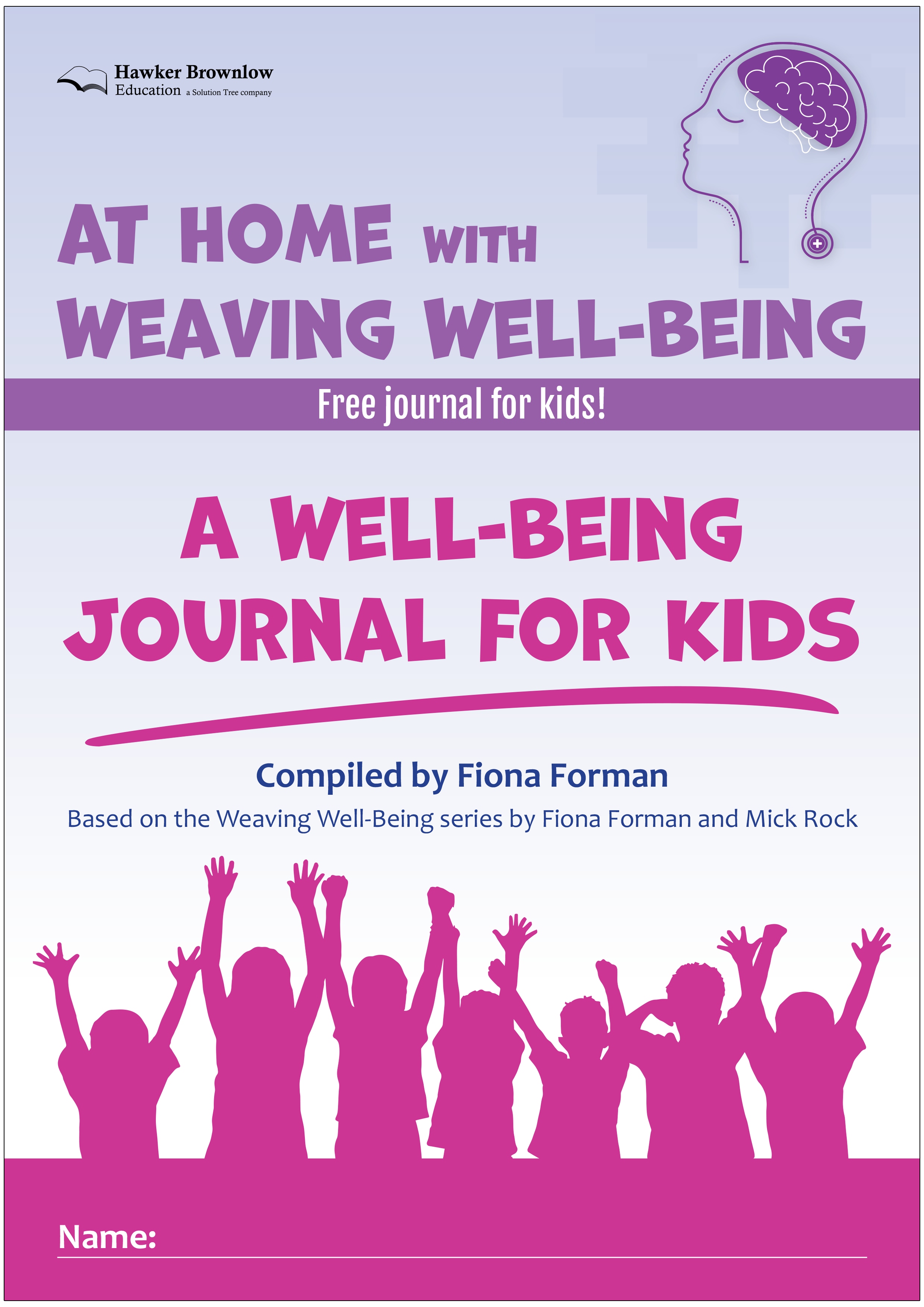 A Well-Being Journal for Kids